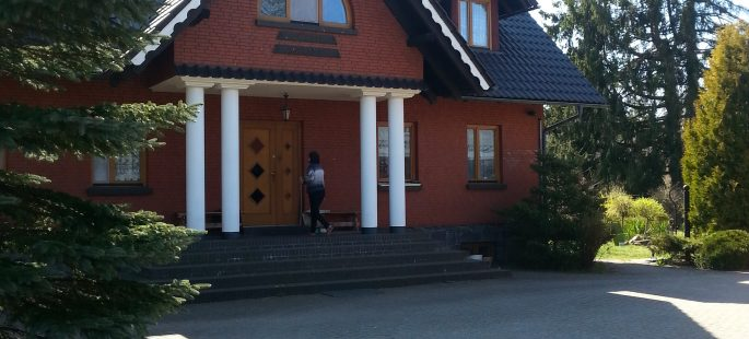 Kaszuby (okolice Kościerzyny)-gospodarstwo agroturystyczne